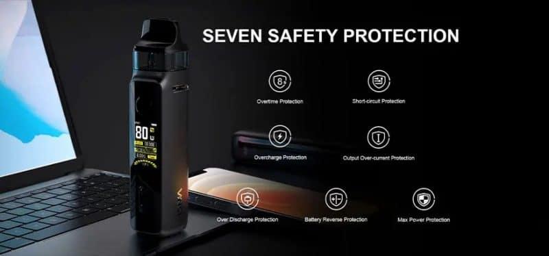 Vinci X2 Safety