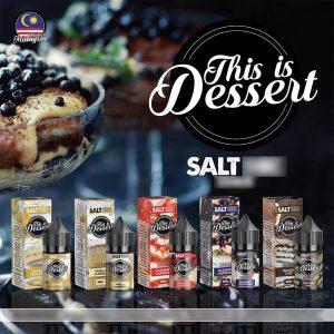 This is Dessert Salt